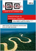 Download Digital Brochure - Amazon Andean Dreams Package
