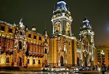 lima at night