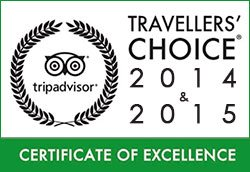 TripAdvisor Certificate of Excellence, Best Peru Tours