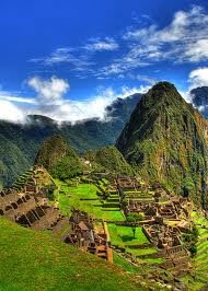 Scenic peru guided tour