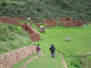 The archaeological site of CHOQUEQUIRAO