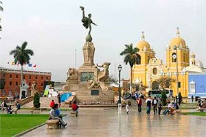 Lima Peru tourist attraction