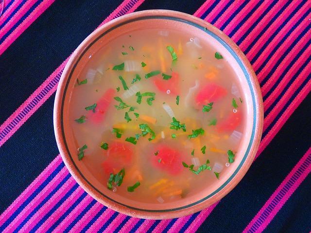 peruvian soup