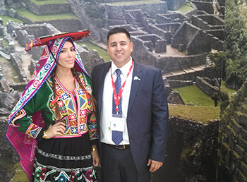 Best Peru Tours at the 2014 Arabian Travel Market