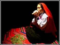 the coca leaf reading