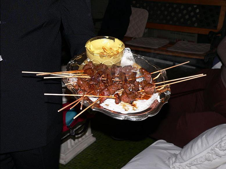Anticuchos - Peruvian Dishes