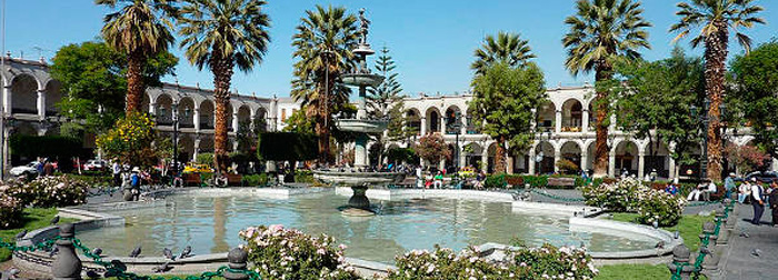 Arequipa Historic Centre