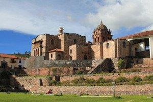 Qurikancha and Convent of Santo Domingo