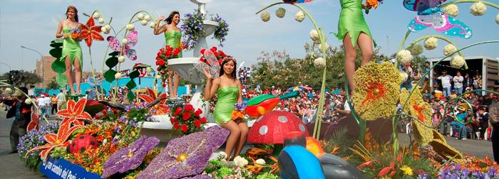 Festival in La Libertad