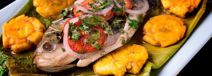 Loretan Fish Dish