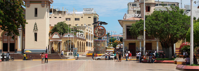 Tourist Site in Tumbes