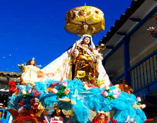 The Virgin of Carmen