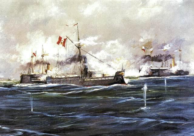 Combat of Angamos