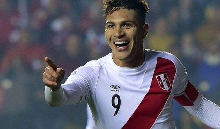 one of the most famous people from peru in soccer and sports