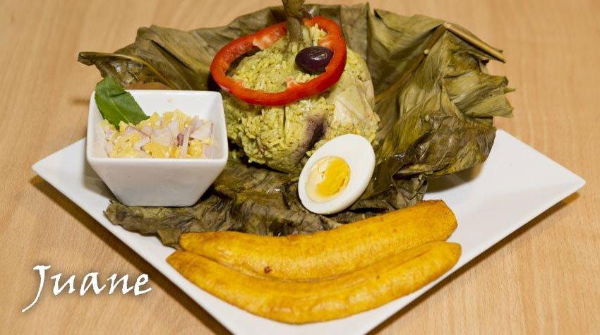 Juane Food - Iquitos Peru